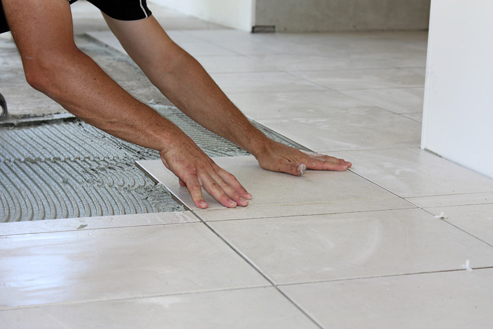 Bathroom Flooring Tile